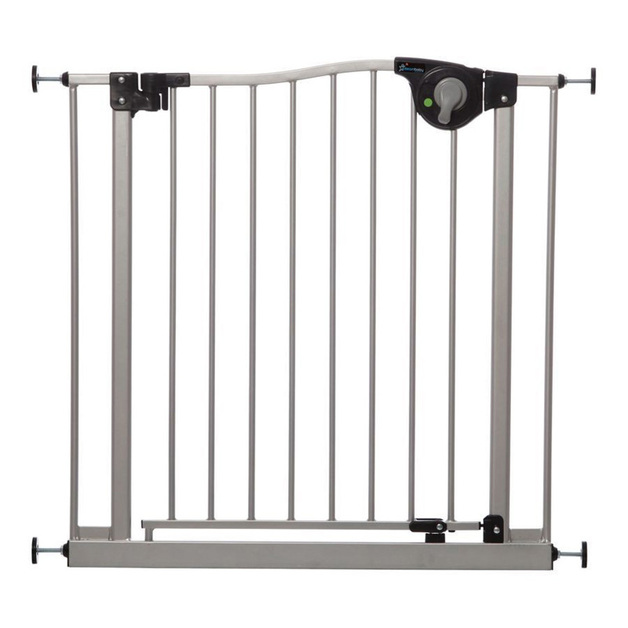 Buy Dream Baby Empire Magnetic Sure Close Gate Silver At Mighty Ape Nz