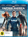 Captain America: The Winter Soldier on Blu-ray