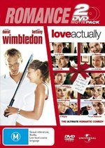 Romance 2 DVD Movie Pack (Wimbledon / Love Actually) (2 Disc Set) on DVD
