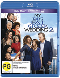 My Big Fat Greek Wedding 2 on Blu-ray