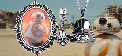 20% Off Star Wars Jewellery