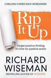 Rip It Up by Richard Wiseman