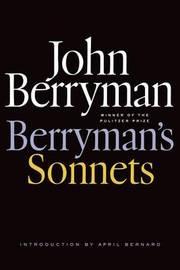 Berryman's Sonnets by John Berryman