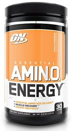 Optimum Nutrition Amino Energy Drink - Peach Lemonade (270g)
