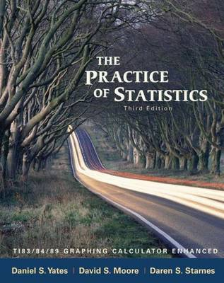 The Practice of Statistics by Dan Yates image