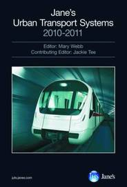 Jane's Urban Transport Systems 2010-2011 by Mary Webb image