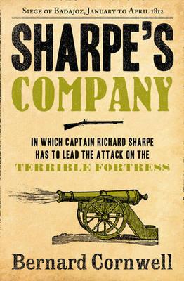 Sharpe's Company by Bernard Cornwell image