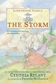 Lighthouse Family #1: The Storm by Cynthia Rylant