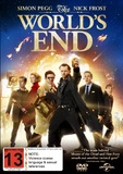The World's End on DVD