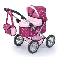 Bayer: Trendy Pram - Pink