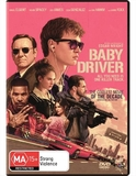 Baby Driver on DVD