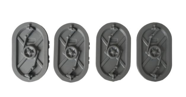 TTCombat: Tabletop Scenics - Door Hatches C