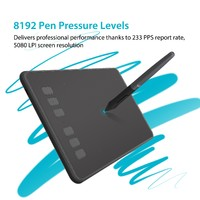 Huion: Inspiroy H640P Graphics Drawing Tablet image