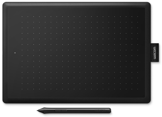 One by Wacom Medium Graphics Tablet