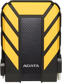 1TB ADATA HD710 Pro USB 3.2 Gen 1 Durable External HDD Yellow
