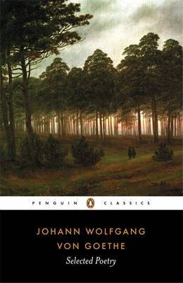 Selected Poetry by Johann Wolfgang von Goethe image