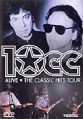 10cc - The Classic Hits Tour on DVD
