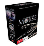 Inspector Morse Collection Vol 1 (4 DVD) on DVD