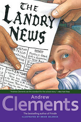 The Landry News by Andrew Clements image