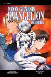 Neon Genesis Evangelion, Vol. 10 by Yoshiyuki Sadamoto