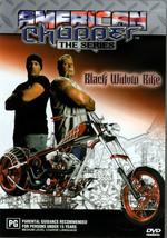 American Chopper : Black Widow on DVD