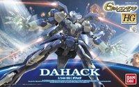 HG 1/144 Dahak Model Kit