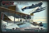 """Wingnut Wings 1/32 Felixstowe F.2a & Hansa-Brandenburg W.29 """"The Duellists"""" Model kit"""