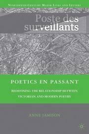Poetics en passant by Anne Jamison image