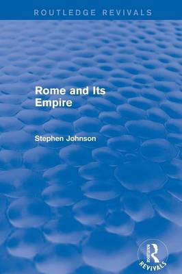 Rome and Its Empire by Stephen Johnson image