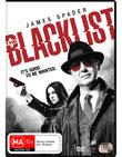 The Blacklist Season 3 on DVD