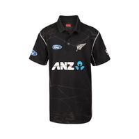 NZ Blackcaps Replica ODI Shirt 2016/2017 (XS)