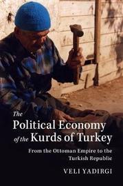 The Political Economy of the Kurds of Turkey by Veli Yadirgi image