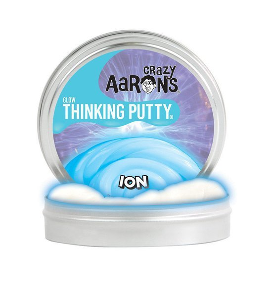 Crazy Aarons Thinking Putty: Ion - Mini Tin