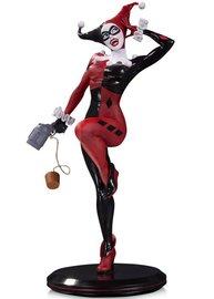 DC Cover Girls - Harley Quinn Statue by Joelle Jones image