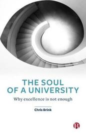 The Soul of a University by Chris Brink
