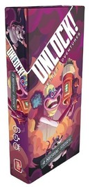 Unlock!: Secret Adventures - A Noside Story