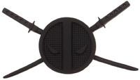 Deadpool: Katana Logo - Lapel Pin Set
