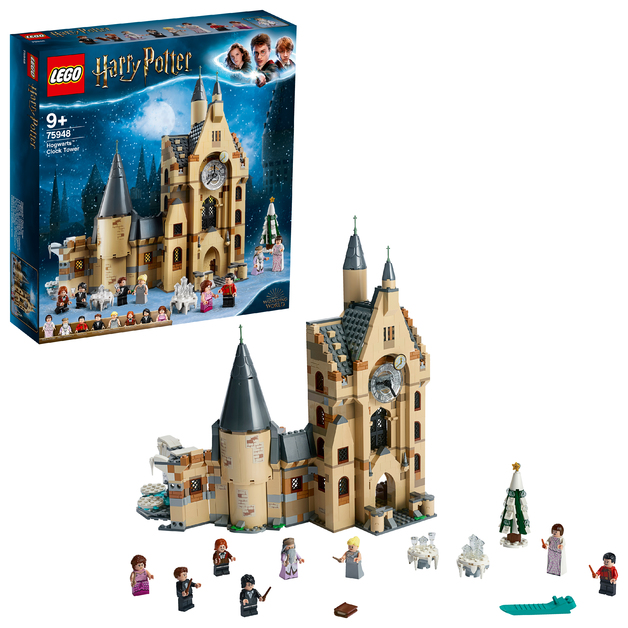 LEGO Harry Potter - Hogwarts Clock Tower (75948)