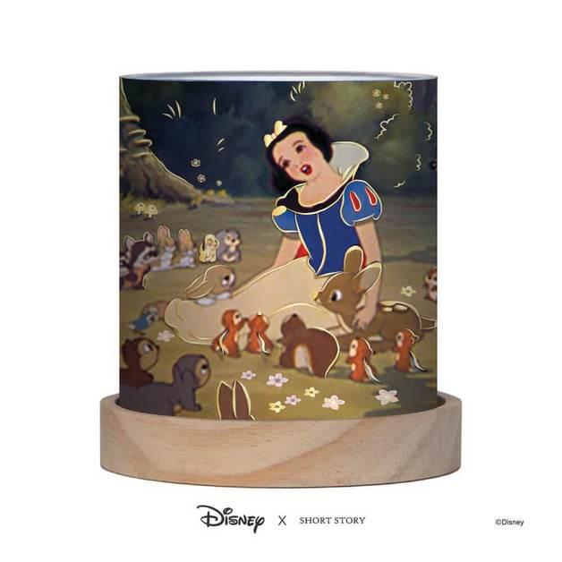 Disney: Mini Glass Lantern - Snow White