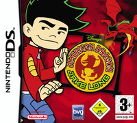 Disney's American Dragon: Jake Long for Nintendo DS image