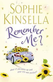 Remember Me? by Sophie Kinsella image