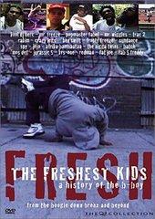 The Freshest Kids on DVD