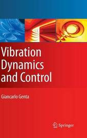 Vibration Dynamics and Control by Giancarlo Genta image