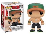 WWE: John Cena (Version 2) Pop! Vinyl Figure