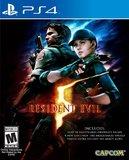 Resident Evil 5 for PS4
