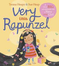 Very Little Rapunzel by Teresa Heapy
