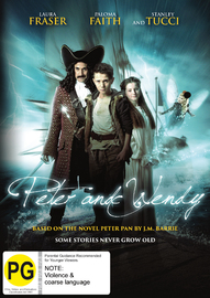 Peter And Wendy on DVD image