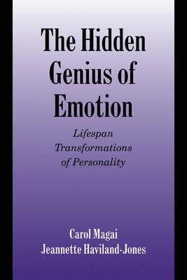 The Hidden Genius of Emotion by Carol Magai image