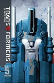 Transformers Idw Collection Phase Two Volume 5 by Chris Metzen