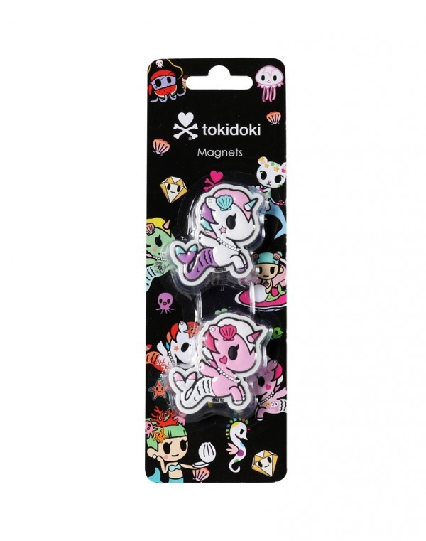 Tokidoki: Mermicorno Magnets